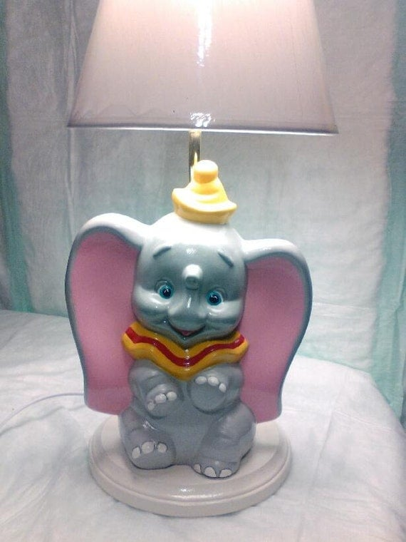 "Items Similar To Lamp- ""Dumbo"" On Etsy"