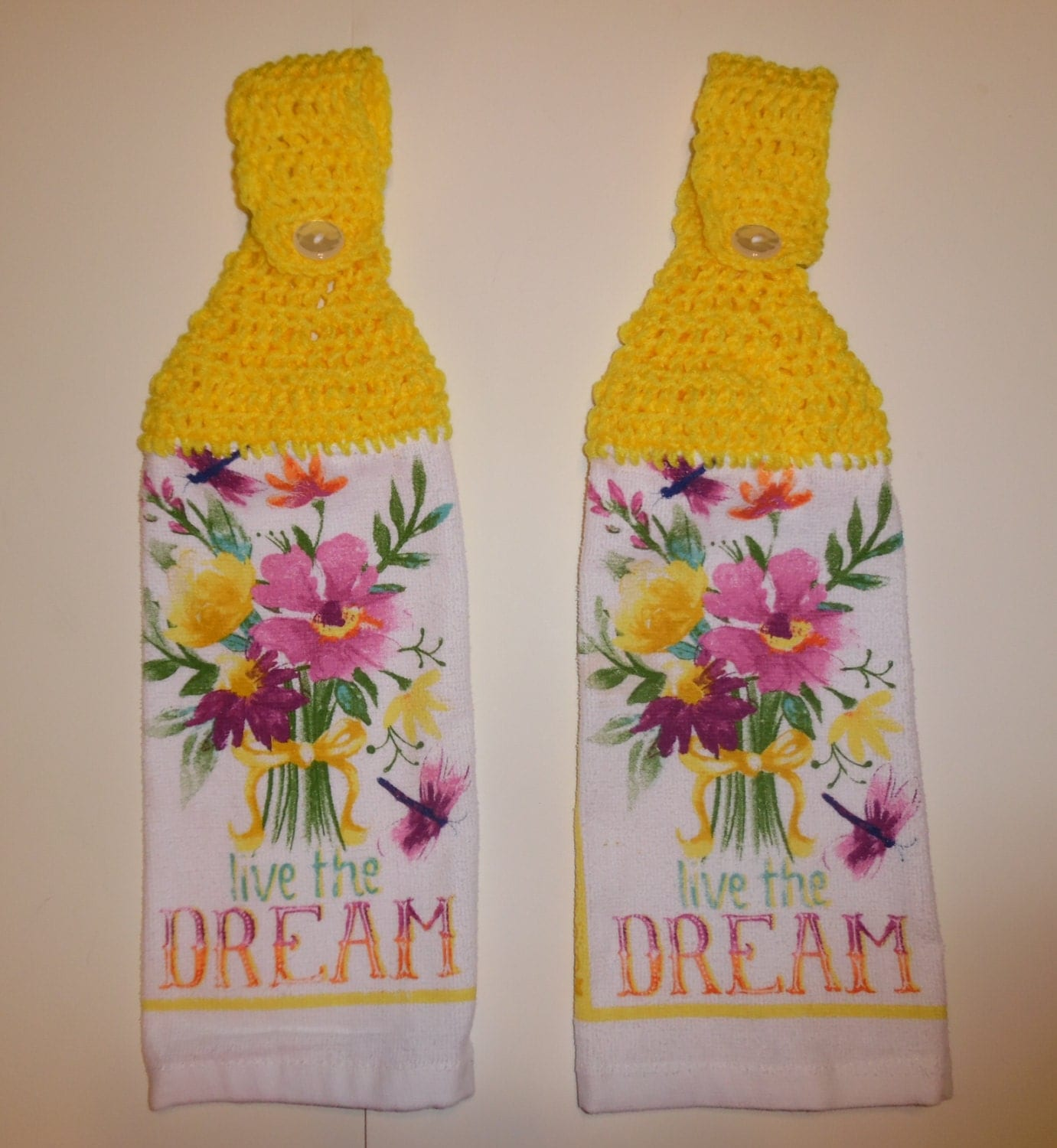 Crochet Kitchen Towel : crochet summer towel hand towel kitchen decor by donnascraftcorner