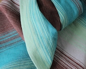 Handwoven Cotton Fabric for Crafting Sewing Projects