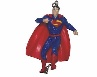 Superman Ceiling Fan Light Pull Chain / Dawn of Justice / Batman vs Superman / Kids Room Decor