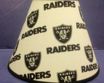 Raiders Lamp Shade