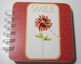 Smile Flower Password Book