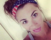 Americana Headwrap