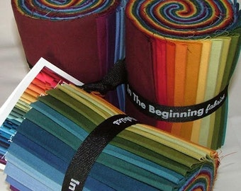 """In the Beginning Solids 5"""" Strips Roll"""