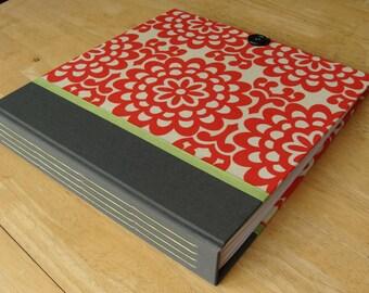 8x10 Photo Album Scrapbook/ Large Holiday Scrapbook