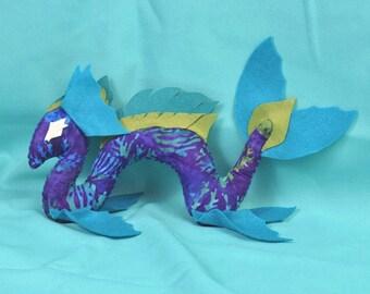 Sage the Seaosaur