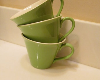 Vintage Cup - Mint Green