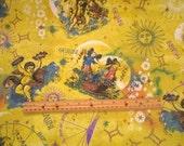 New Dawn Zodiac Sign Gemini premium cotton fabric Fabri-Quilt - astrology