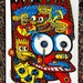 Head of Bart Screen Print