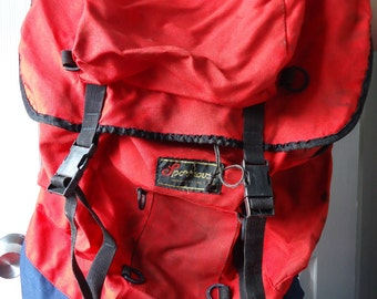 Vintage Sporthouse Hiking Pack Backpack Made in Ireland