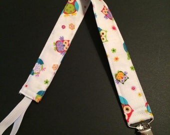 Pacifier Clip Holder