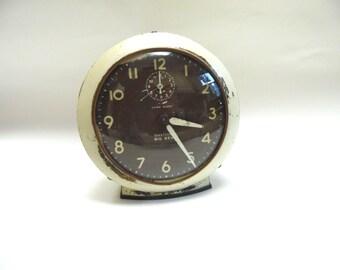 Westclox Big Ben Alarm Clock Art Deco