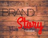 Stand out with your Brand - Brand Marketing - Etsy Shop Branding - How to Guide