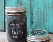 Highfalutin' Paint in Tire Swing 16 oz. Size