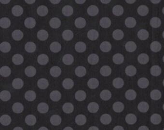 Black Ta dot - Michael Miller