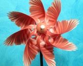 Cardinal Pinwheel Spinner Whirligig Windmill