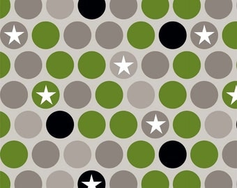 Military Max Main in Gray, Bella Blvd, Stephanie Hunt, Riley Blake Designs, 100% Cotton Fabric, C4370-GRAY