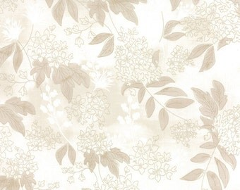 Fresh Cut Bluebell Boutique in Coconut, BasicGrey, 100% Cotton, Moda Fabrics, 30392 11
