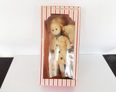 1977 Ginny Vogue Doll in Box, Vintage Doll, Miniature Doll, Vintage Toy, Dress Up Doll, Girls Toy, Collectible Doll, Doll Decor