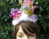 Birthday Hat/Crown Make a Wish!!!