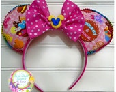 Custom Mickey Treat's Mouse Ears!!