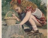 Vintage Photo Postcard - 1960s. Condition 5/10