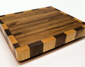 Walnut Cherry Cutting Board Butcher Block Countertop Cutting Board Chopping Board Chopping Block  **FREE SHIPPING to lower 48**
