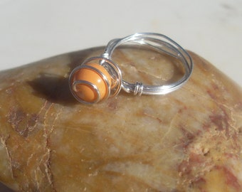 Orange Julius Ring Any size
