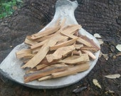 2 oz Incense Cedar Heart Wood, Super Resinous & Oily Incense Wood From Naturally Dead Trees