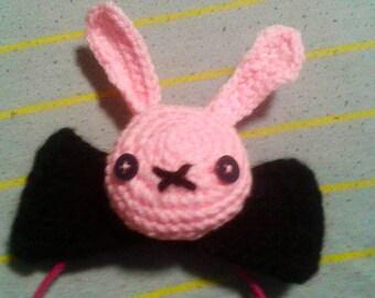 Yarn Bunny Bow