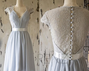 Short lace wedding dress etsy