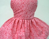 Pretty Pink Sleeveless Dress for your American Girl Doll