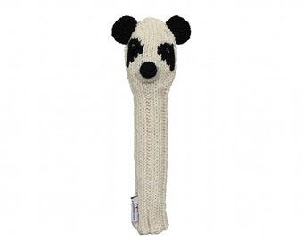 Panda Animal Hybrid Golf Headcover