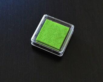 Lime Acid Free Pigment Ink Pad