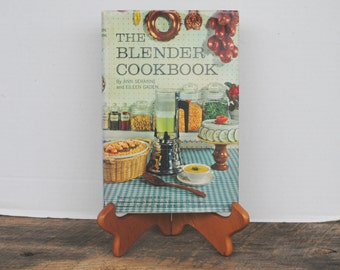 Vintage The Blender Cookbook by Ann Seranne and Eileen Gaden 1961