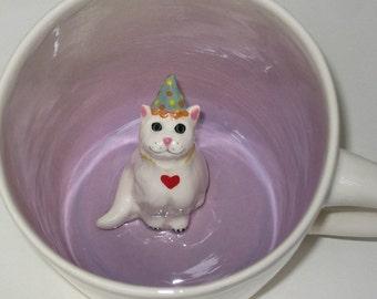 Valentine Cat (In Stock)