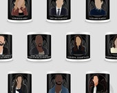 Agents of S.H.I.E.L.D. mug - Choose from 10 characters (Made to order)