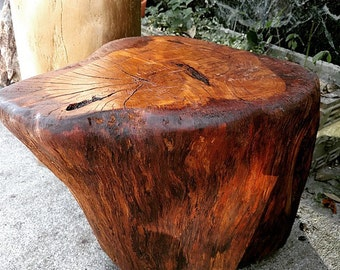 Sycamore -  Contemporary Side Table.