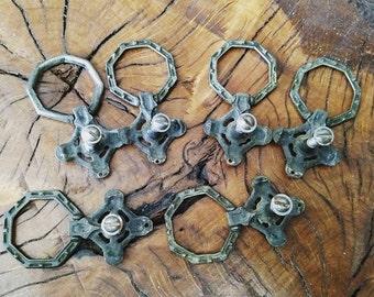 Antique or Vintage Ornate Old Knob