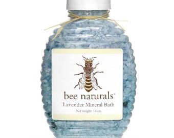 Lavender Mineral Bath