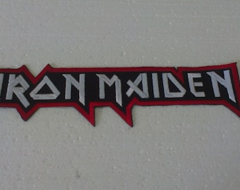 Iron Maiden Patch Big