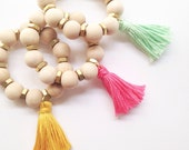 JEWELRY COLLECTION: Choose Your Color Tassel Bracelet