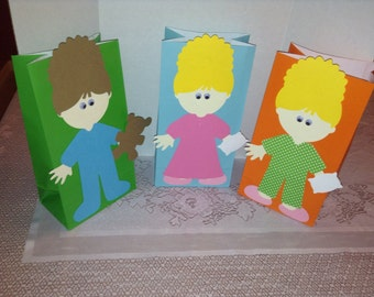 Cute Sleepover Party Goody Bags