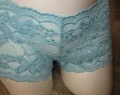 Lace Underwear, Panties, Pants, Undies, Knickers, Lingerie Cheek Peek Choice of Color