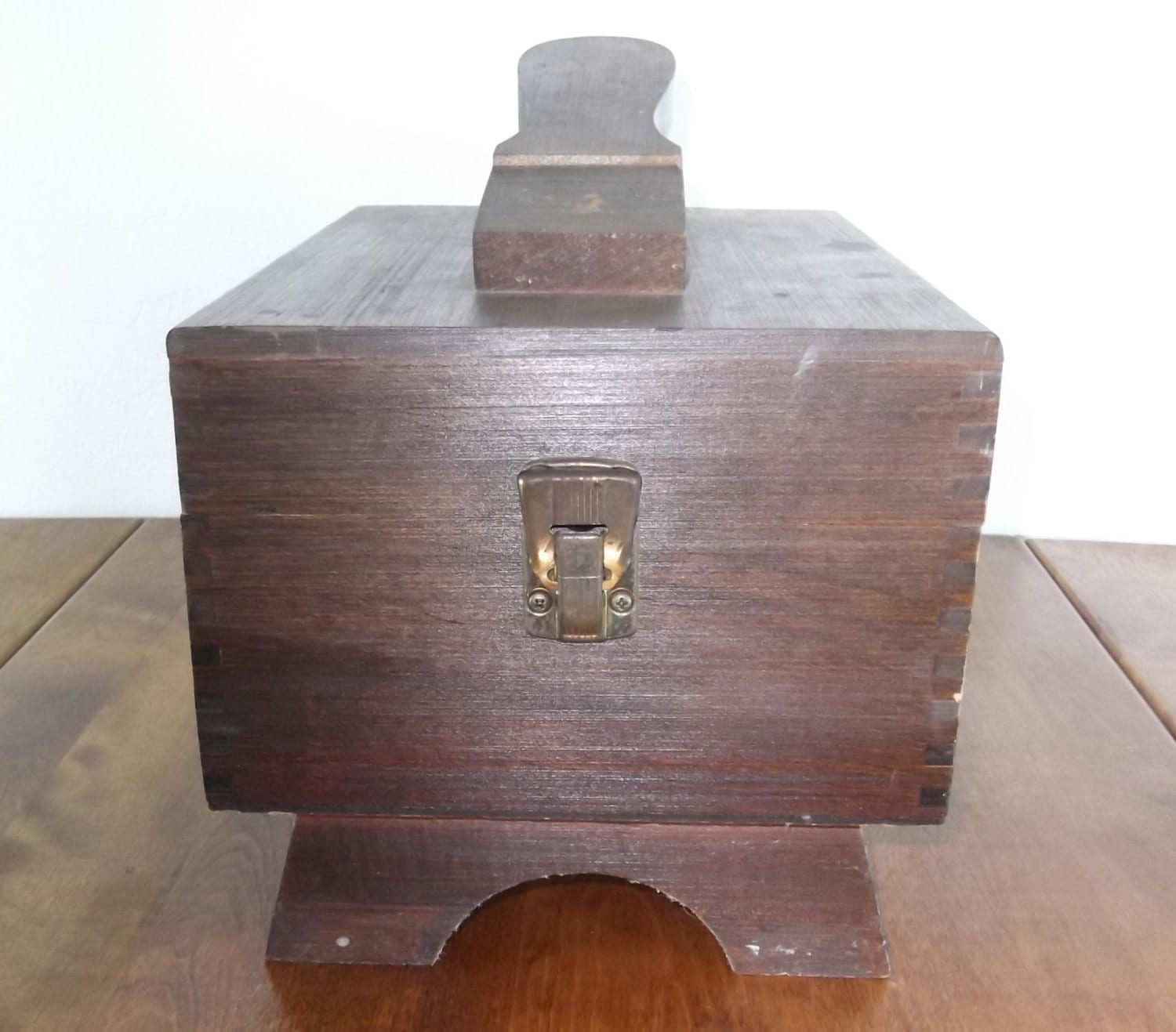 Old Shoe Shine Box For Sale