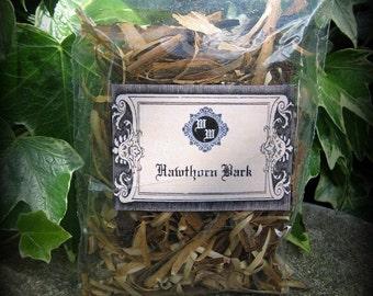Hawthorn Bark - Witchcraft, Shaman, Magic, Wicca, Pagan