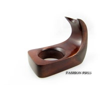 New Wooden Pipes Stand Rack Holder for Tobacco Smoking Pipe . Handmade.....LIMITED Edition.....