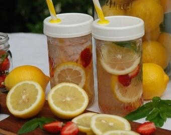 Mason Jar Cup, Mason Jar Tumbler, Travel Cup, Mason Jar