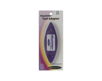 The SnapSetter Tool Adapter, Size 24