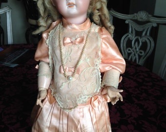 Fabulous Antique Jumeau Doll